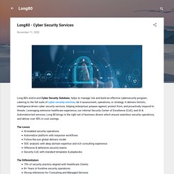 Long80 - Cyber Security Services