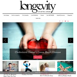 Longevity | The power of healthy living