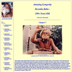 Longevity Human Life Span, 250 yrs. Longevity. Longevity Life Span.