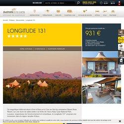 Longitude 131 - Hôtel 5 étoiles - Ayers Rock - Northern Territory - Voyages Australie à la carte