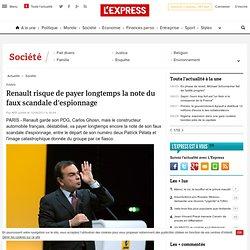 Renault risque de payer longtemps la note du faux scandale d'espionnage
