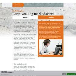 Find dit lønniveau! - Mit Første Job: JobSøgningsGuide fra Djøf