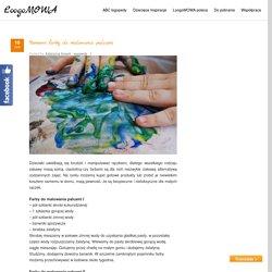 LoogoMOWA – Domowe farby do malowania palcami