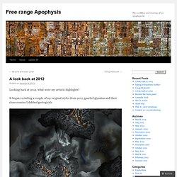 Free range Apophysis