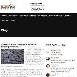 Mckinney Roofing Company