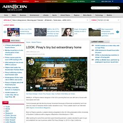 LOOK: Pinay's tiny but extraordinary home