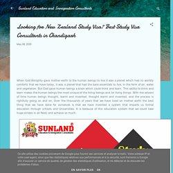 Looking for New Zealand Study Visa? Best Study Visa Consultants in Chandigarh