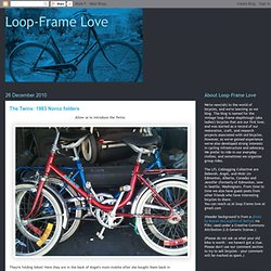 The Twins: 1983 Norco folders