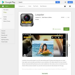 Loopster - Android Apps on Google Play