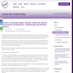 Loose the Chains Blog