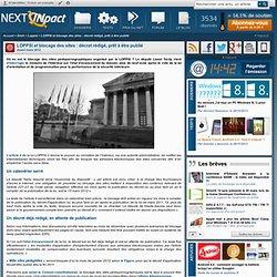 LOPPSI et blocage des sites : décret rédigé, prêt à être publié
