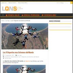 Los 11 Deportes mas Extremos del Mundo – LOQUENOSABIAS.NET – Lo Mejor en Actualidad & Entretenimiento