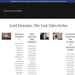 Lord Dunsany