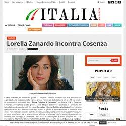 Donne Politica e Istituzioni - Cosenza - 17 ottobre 2013