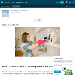 Use an Affordable House Cleaning Professionals