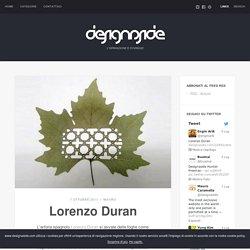Lorenzo Duran - Designaside.com