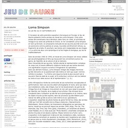 Lorna Simpson