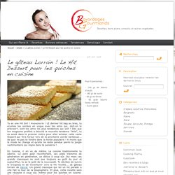 Le gâteau Lorrain