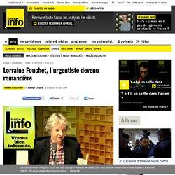 Lorraine Fouchet, l'urgentiste devenu romancière