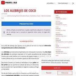 Los alebrijes de Coco » ProfeDeELE.es