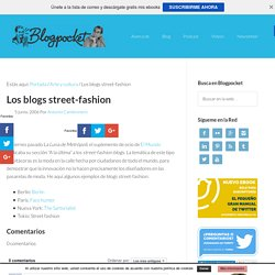 Los blogs street-fashion