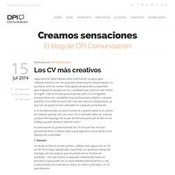 Los CV más creativos