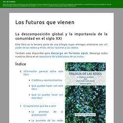 Los futuros que vienen