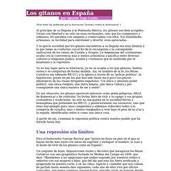 Los Gitanos en España