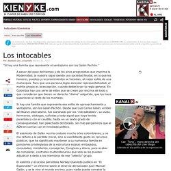 Los intocables - KienyKe