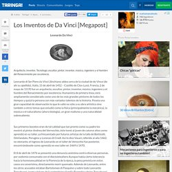 Los Inventos de Da Vinci [Megapost]