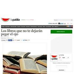 Los libros que no te dejarán pegar el ojo