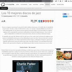 Los mejores 10 discos de jazz