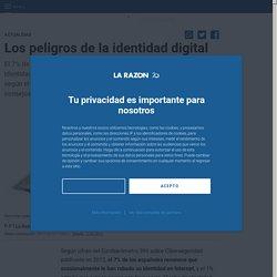Los peligros de la identidad digital