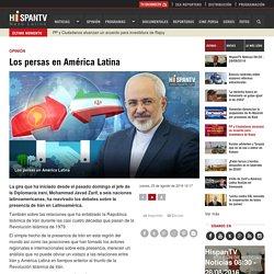 Los persas en América Latina