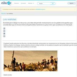 Los realistas - Educ.ar