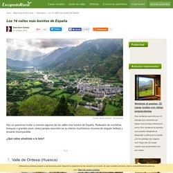 Los valles más bonitos de España