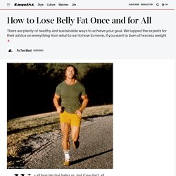 Belly Fat Exercises and Diet
