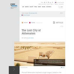 The Lost City of Akhenaten