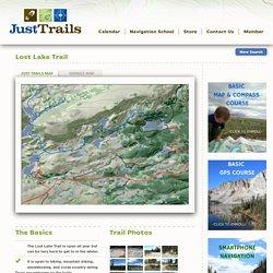 Lost Lake Trail -Just Trails