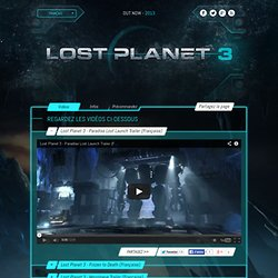Lost Planet® 2, the Official Site