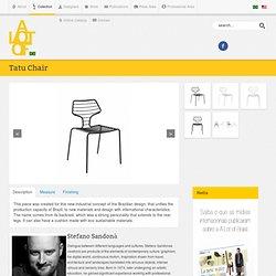 A Lot Of Brazil: Product - Tatu Chair