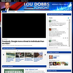 The Official Home of Lou Dobbs On The Web