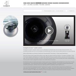 Horn Loudspeaker - Avantgarde Acoustic™ Hornloudspeaker GMBH