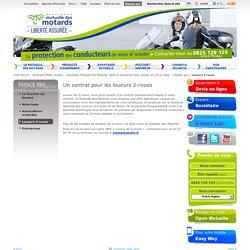 Loueurs 2-roues / Espace pro / Assurance Moto, scooter... Assurance Mutuelle des Motards. Tarifs et assurance moto scooter et 125 en ligne.