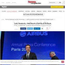 Les loueurs, meilleurs clients d'Airbus