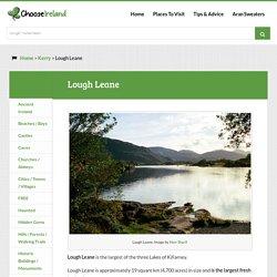 Lough Leane - Kerry - Choose Ireland