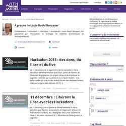 Louis-David Benyayer, Auteur à Without Model