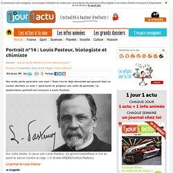 Louis Pasteur expliqué aux enfants