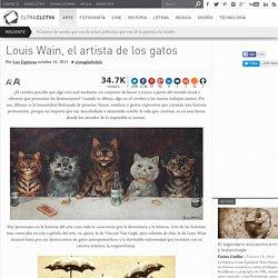 Louis Wain, el artista de los gatos