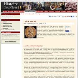 Louis XI et les arts